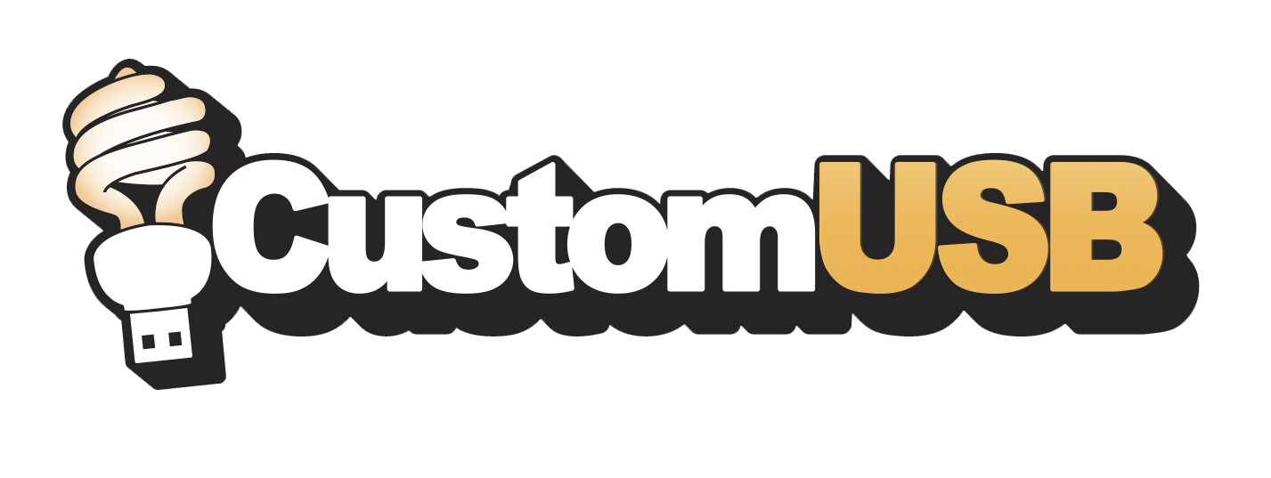 CustomUSB Logo PNG
